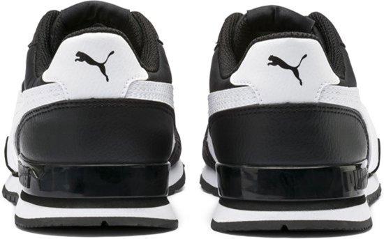 38 Meisjes Maat Jr Zwart Sneakers V2 St Runner Nl Puma vpzqwCp