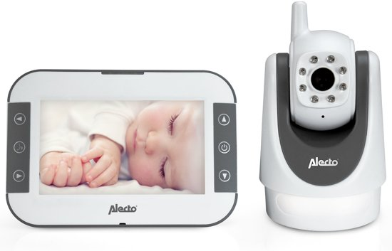 Alecto DVM-525 Babyfoon met camera 5