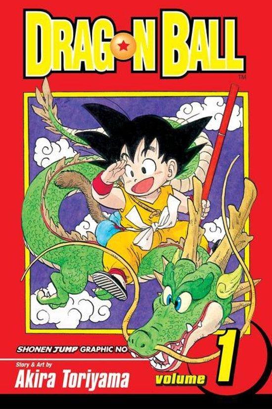 Dragon Ball, Vol. 1 - Akira Toriyama