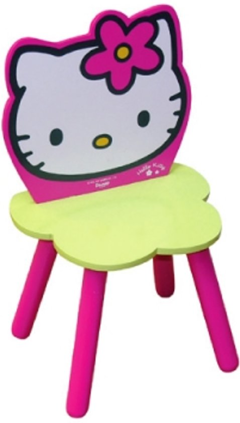 Zitzak Hello Kitty.Bol Com Hello Kitty Stoel Multi