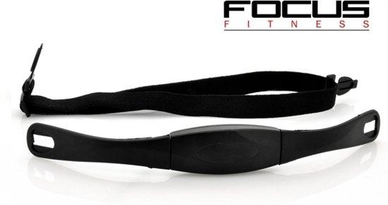 Hartslagmeter - Focus Fitness - 5Hz Borstband