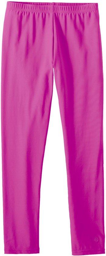 Coolibar UV zwemlegging Meisjes - Roze - Maat S