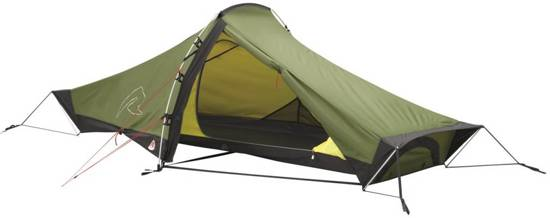 Robens Tent Starlight 1 Tunneltent - 1-Persoons - Green