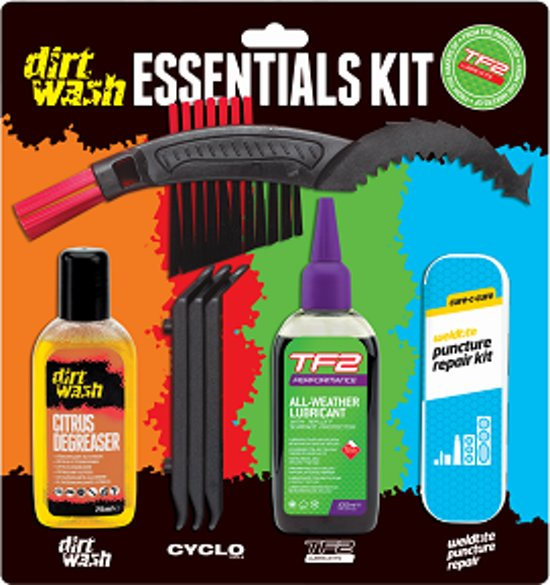 Dirtwash essentials kit