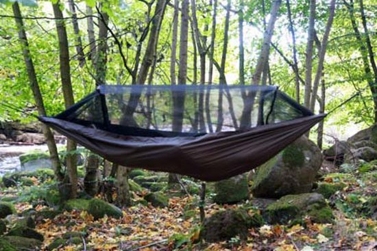 DD Hammocks Hangmat Travel Hammcok Coyote