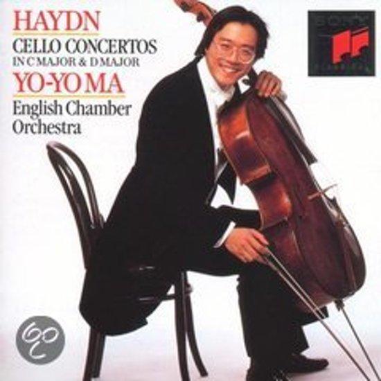 Haydn: Cello Concertos nos 1 & 2 / Ma, Garcia, English CO