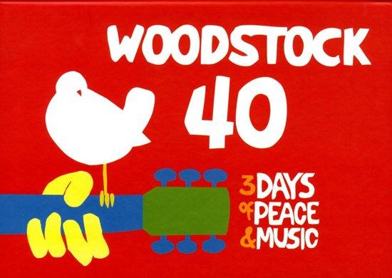 woodstock 40 jaar bol.| Woodstock 40 (Box), Various | CD (album) | Muziek woodstock 40 jaar