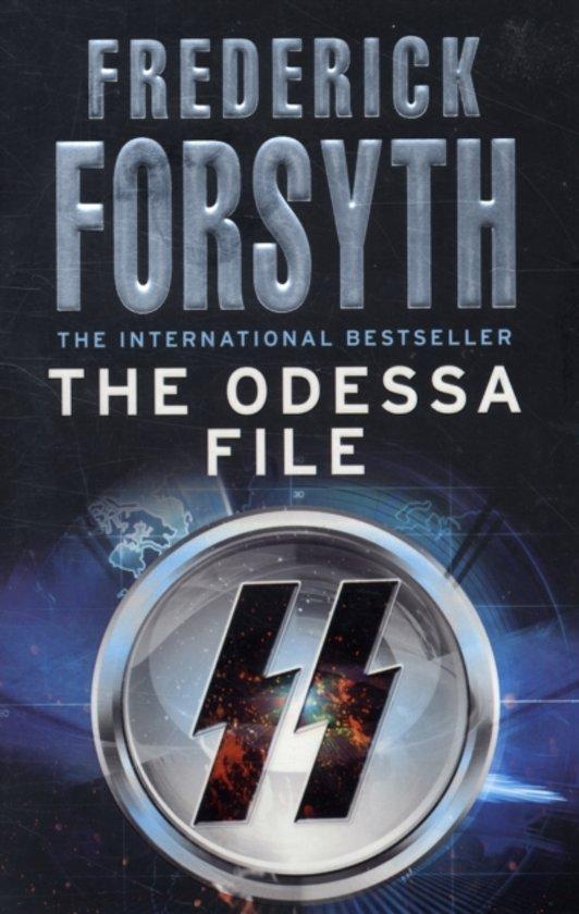 Boek cover The Odessa File van Frederick Forsyth (Paperback)