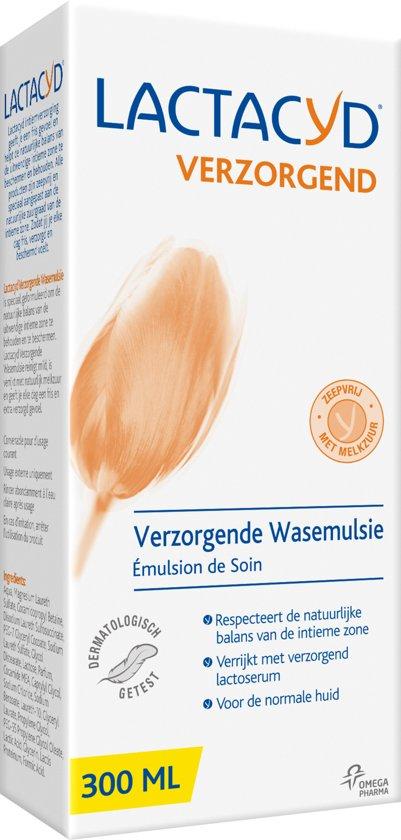 Lactacyd Verzorgende Wasemulsie - 300 ml - Intiemverzorging Wasemulsie