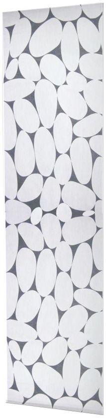 Woonexpress Ovaal - Paneelgordijn - Wit - 60x300 cm - Per stuk