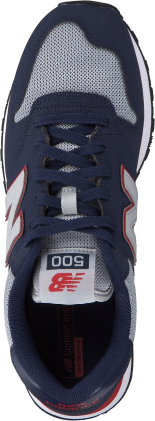 43 Balance Blue Maat Sneakers Heren 500 New w07xYq4Tq