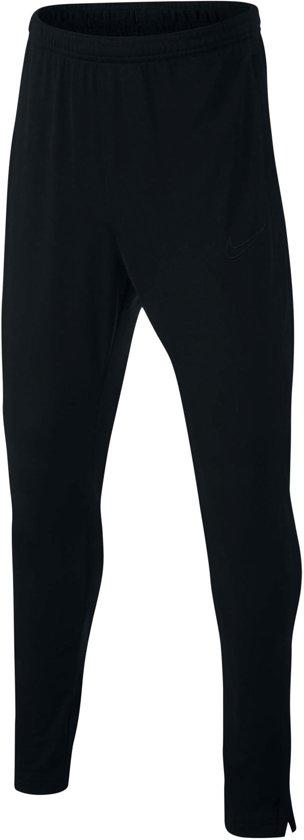 Nike Dry Academy Trainingsbroek Boys Sportbroek - Maat M  - Unisex - zwart Maat 140/152