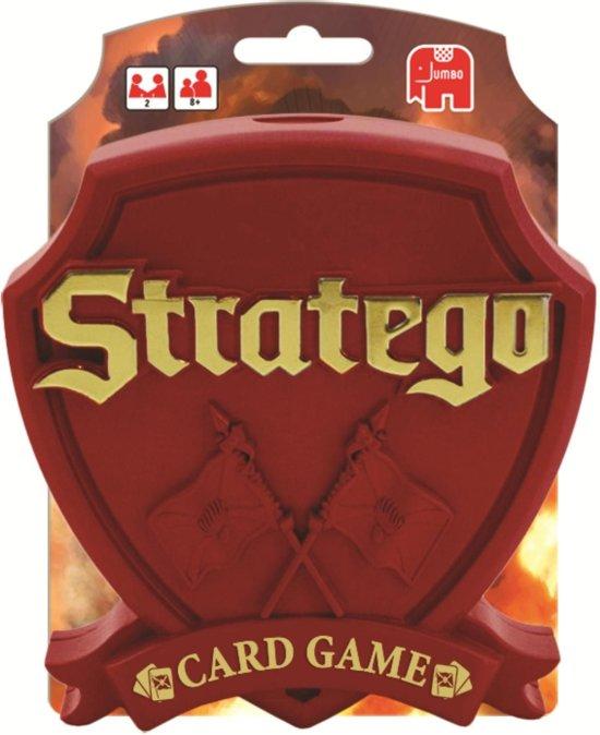 Afbeelding van het spel Jumbo Kaartspel Stratego 2 Spelers