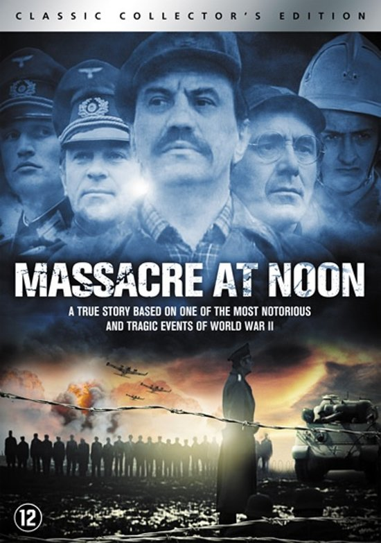 Cover van de film 'Massacre At Noon'