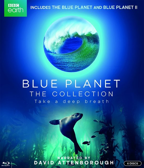 Blue Planet The Collection I & II (Blu-ray)