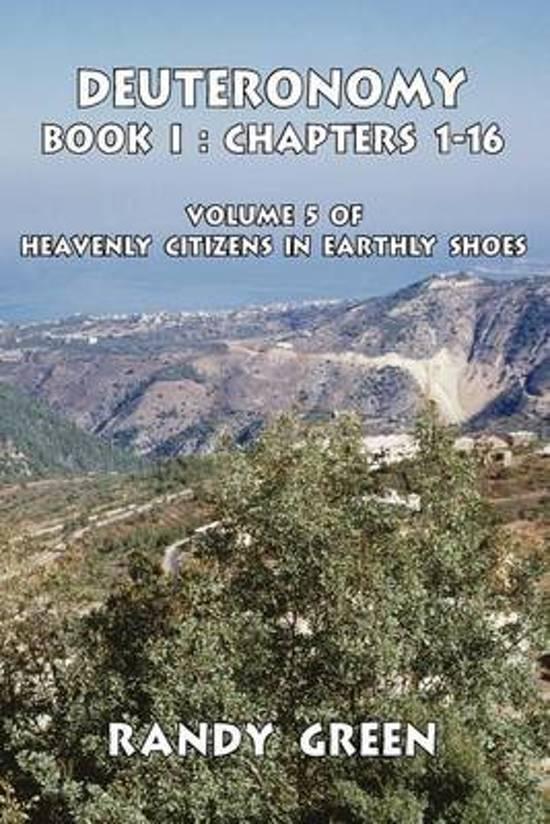 Deuteronomy Book I
