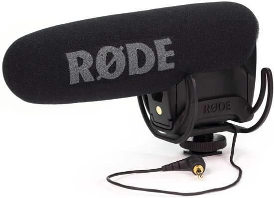 Rode VideoMic Pro cover