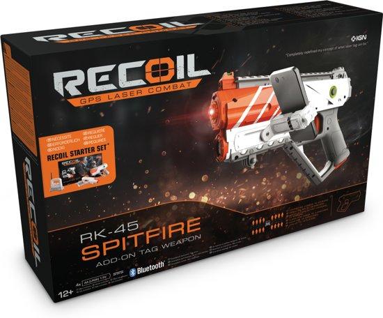 Recoil - RK-45 Spitfire - Laser GPS FPS Spel - Goliath