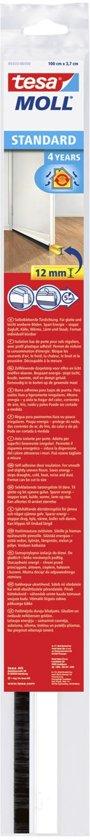 Tesa - Dorpelstrip Standaard 1m 3,7cm wit