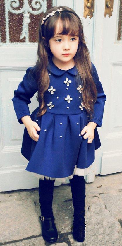 faf1bca739be18 Luxe mooi warme feest jurk