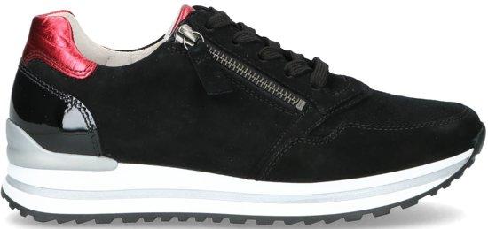 Sneakers Zwart Stof   Globos' Giftfinder
