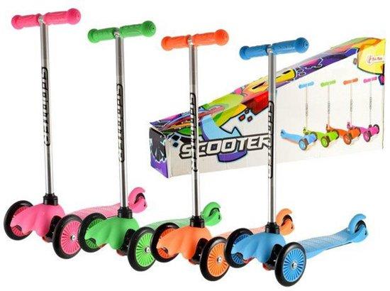 step kind 3 jaar bol.| Speelgoed step   Driewieler   3 wieler   Scooter | Roze  step kind 3 jaar