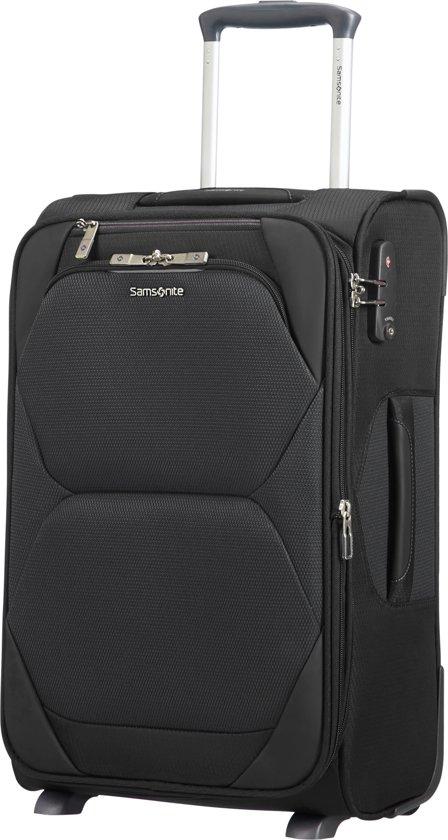 af73a90eb9b bol.com | Samsonite Reiskoffer - Dynamore Upr.55/20 Exp Length 35Cm  (Handbagage) Black