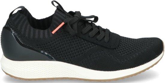 Tamaris Fashletics sneakers zwart Maat 36
