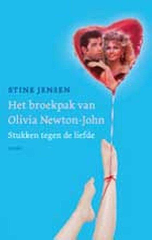 Het broekpak van Olivia Newton John