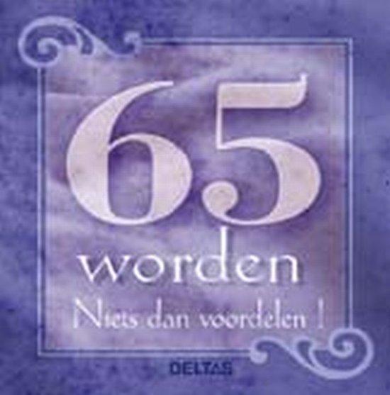 Bol Com 65 Worden G Bauweleers 9789044715552 Boeken