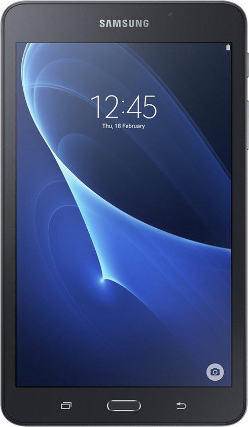 Samsung Galaxy Tab A 7.0 Wifi + 4G Zwart