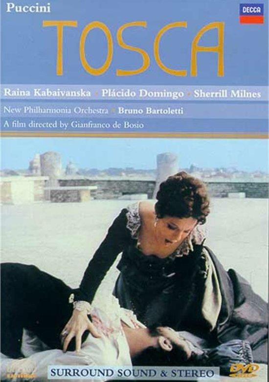 Tosca (Puccini) Gianfranco de Bosio