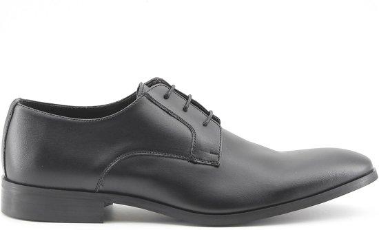 Nette Werkschoenen Heren.Bol Com Made In Italy Heren Nette Schoenen Florent Nero Zwart