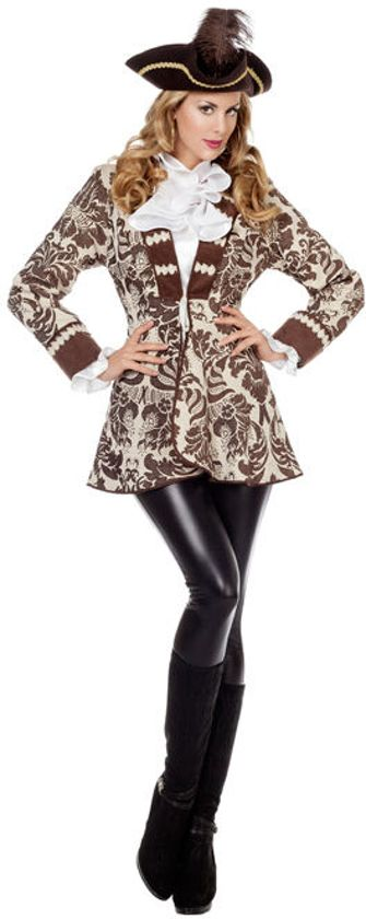 pirate dame jacquard - maat 46