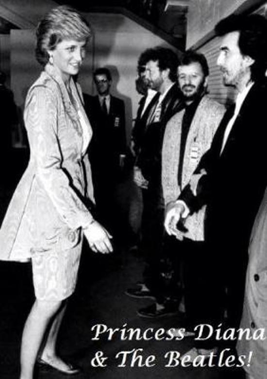 Princess Diana & the Beatles!