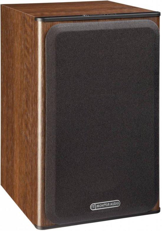Monitor Audio Bronze 1 - Walnoot - Boekenplank Speaker