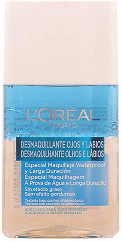 L'Oreal Make Up - MAKEUP REMOVER eyes&lips waterproof 125 ml