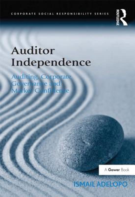 audictor independence