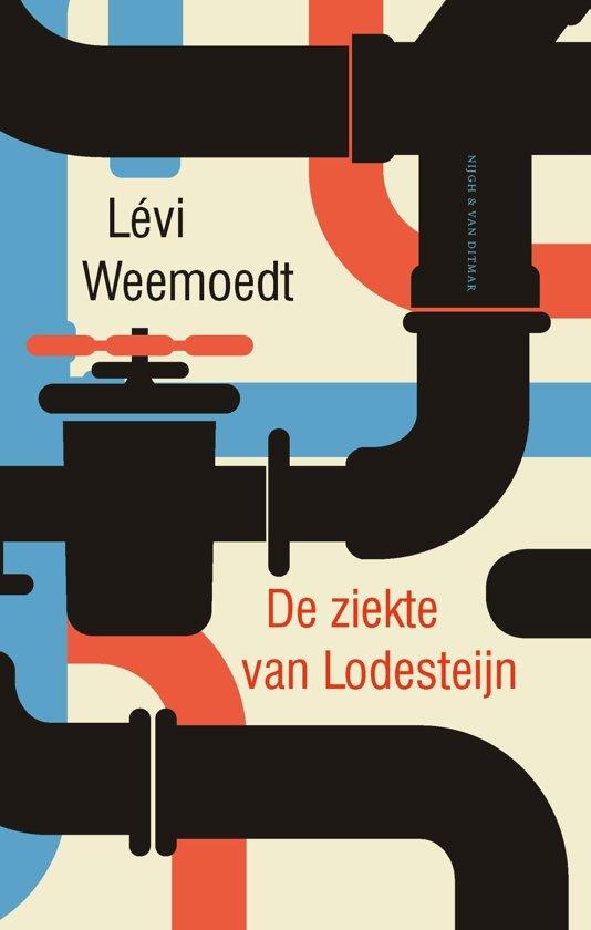 Boek cover De ziekte van Lodesteijn van Lévi Weemoedt (Onbekend)