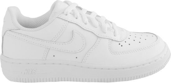 Nike Air Force 1 (PS) Sneakers Kinderen WhiteWhite White