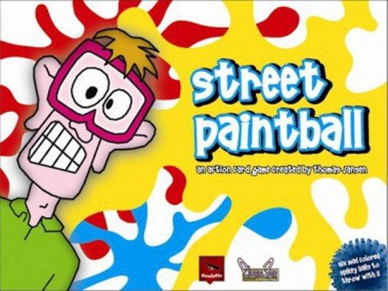 Afbeelding van het spel Street Paintball
