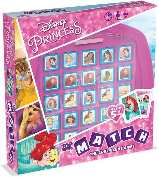 Top Trumps Match Disney Princess - Kinderspel