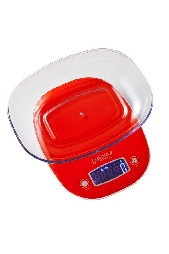 Mesko MS 3150 O keukenweegschaal met kom