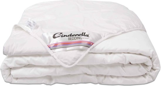 Cinderella Bamboo zomer dekbed - 1-persoons (140x220 cm)