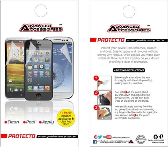 AA iPhone 6 Plus/6s Plus Screen Protectors 2 Pack