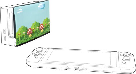Speedlink GUARD - Beschermhoes voor Nintendo Switch Station - Multicolor