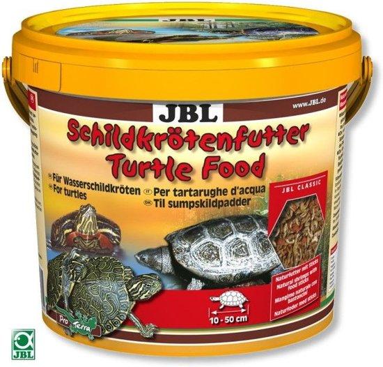 Jbl Schildpadvoer - 2.5 ltr - Waterschildpad