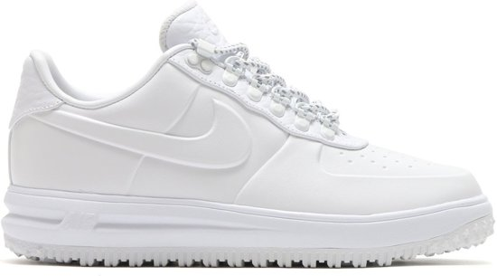 sports shoes 07b7f d5cde Nike Sneakers Lunar Force 1 Heren Wit Maat 45