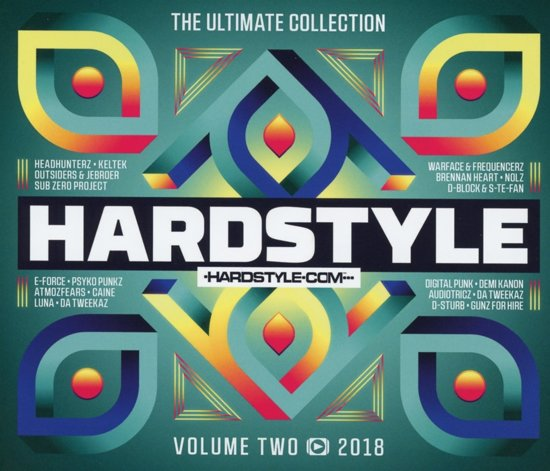 Hardstyle The Ultimate Collection Vol 2