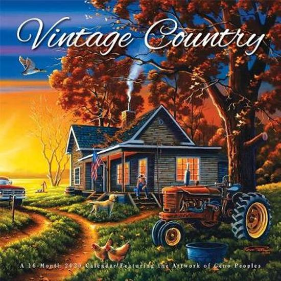Vintage Country 2020 Square Hopper